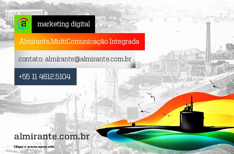 Almirante Multicomunicação Integrada - Acesse nosso site: www.almirante.com.br
